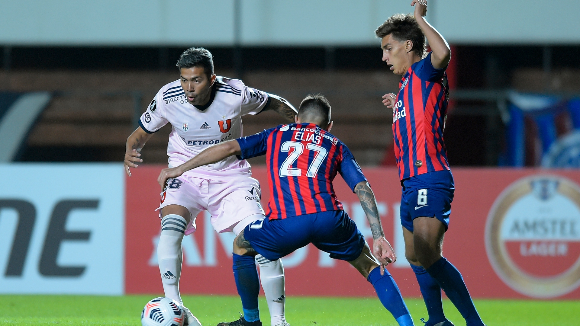 San Lorenzo vs. Universidad de Chile en vivo: partido online, resultado, goles, videos y formaciones   Goal.com