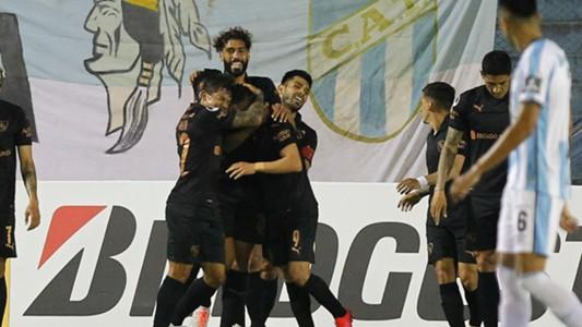 Independiente Atletico Tucuman Copa Sudamericana 05112020