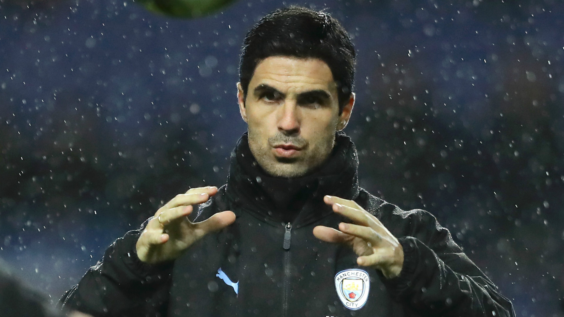 Mikel Arteta locked in for Arsenal