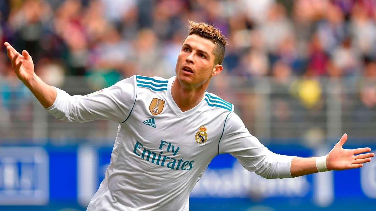 Cristiano Ronaldo Eibar