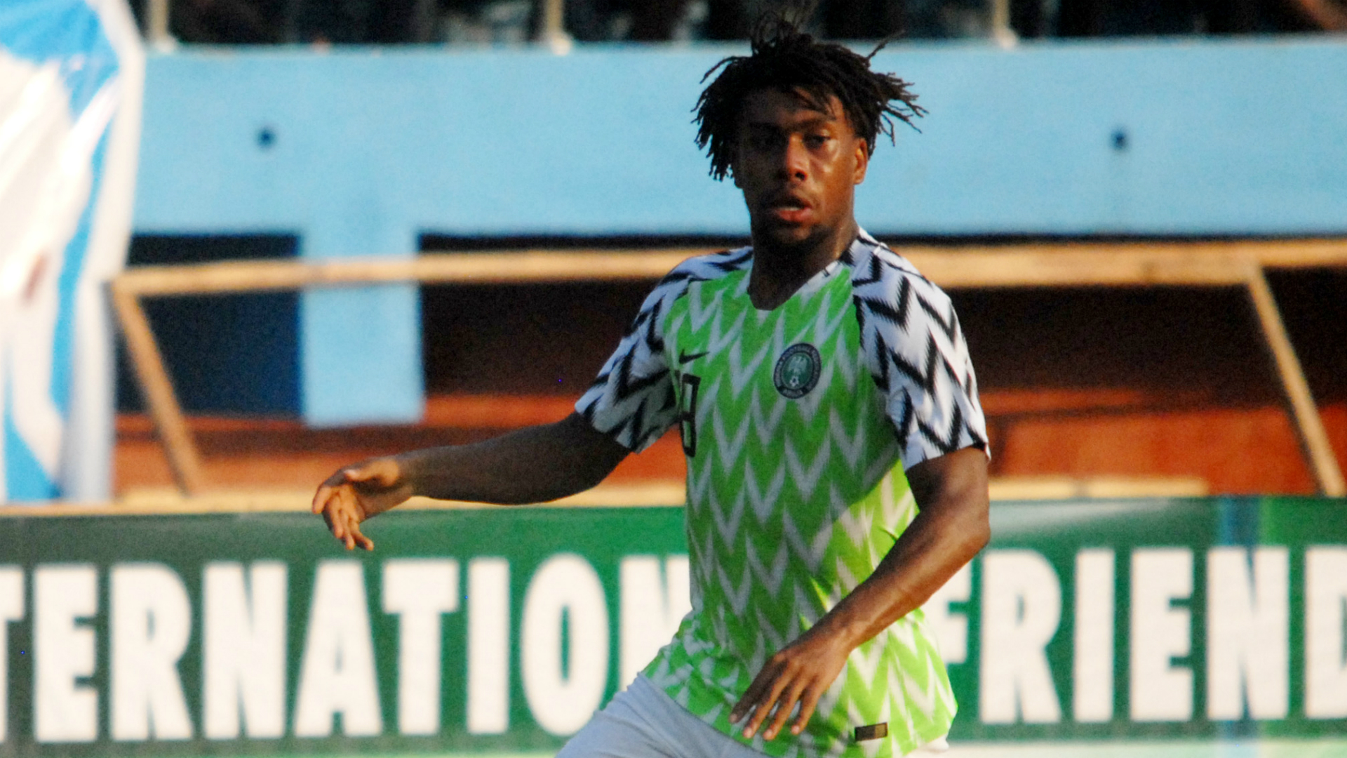 Cameroon 0-0 Nigeria: Super Eagles player ratings