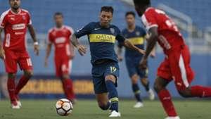 Zarate Boca Independiente Medellin Amistoso Pretemporada 2018
