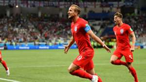 Harry Kane England Tunisia World Cup 180618