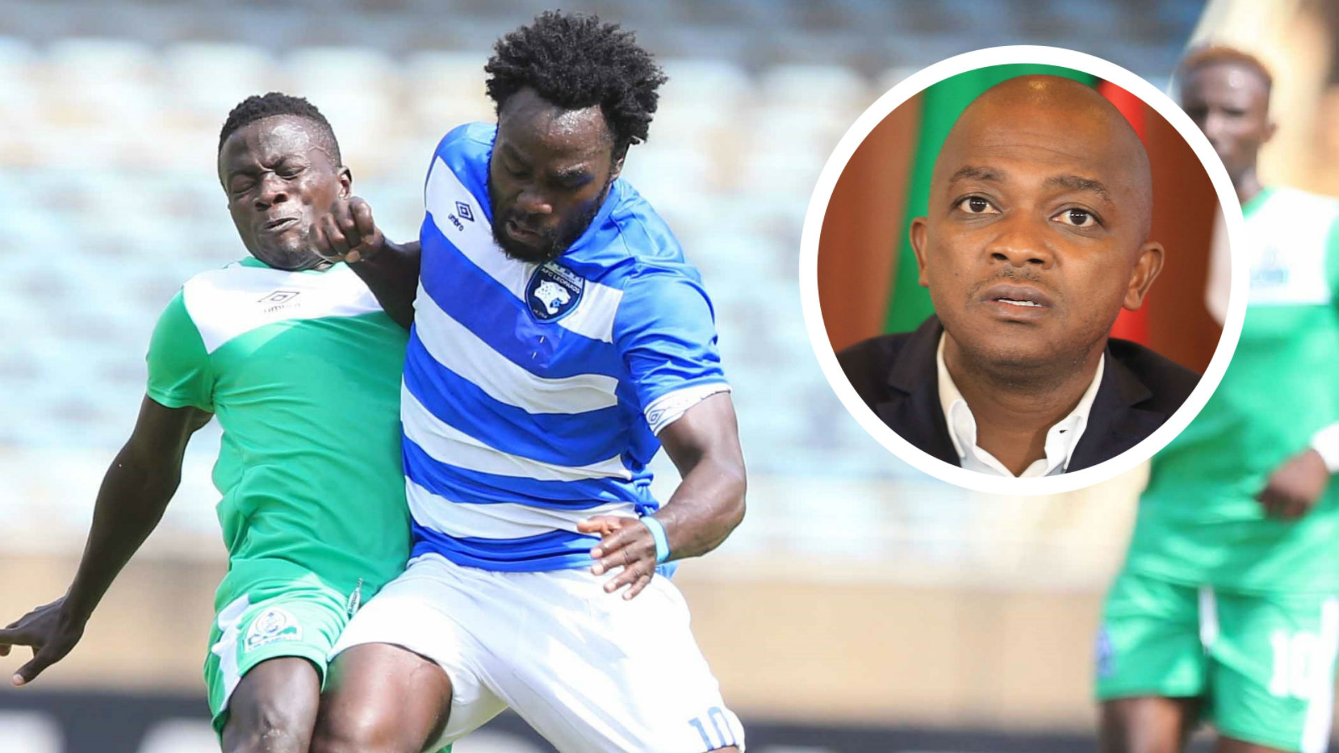 Mwendwa: How FKF will compel Gor Mahia and AFC Leopards to pay fines