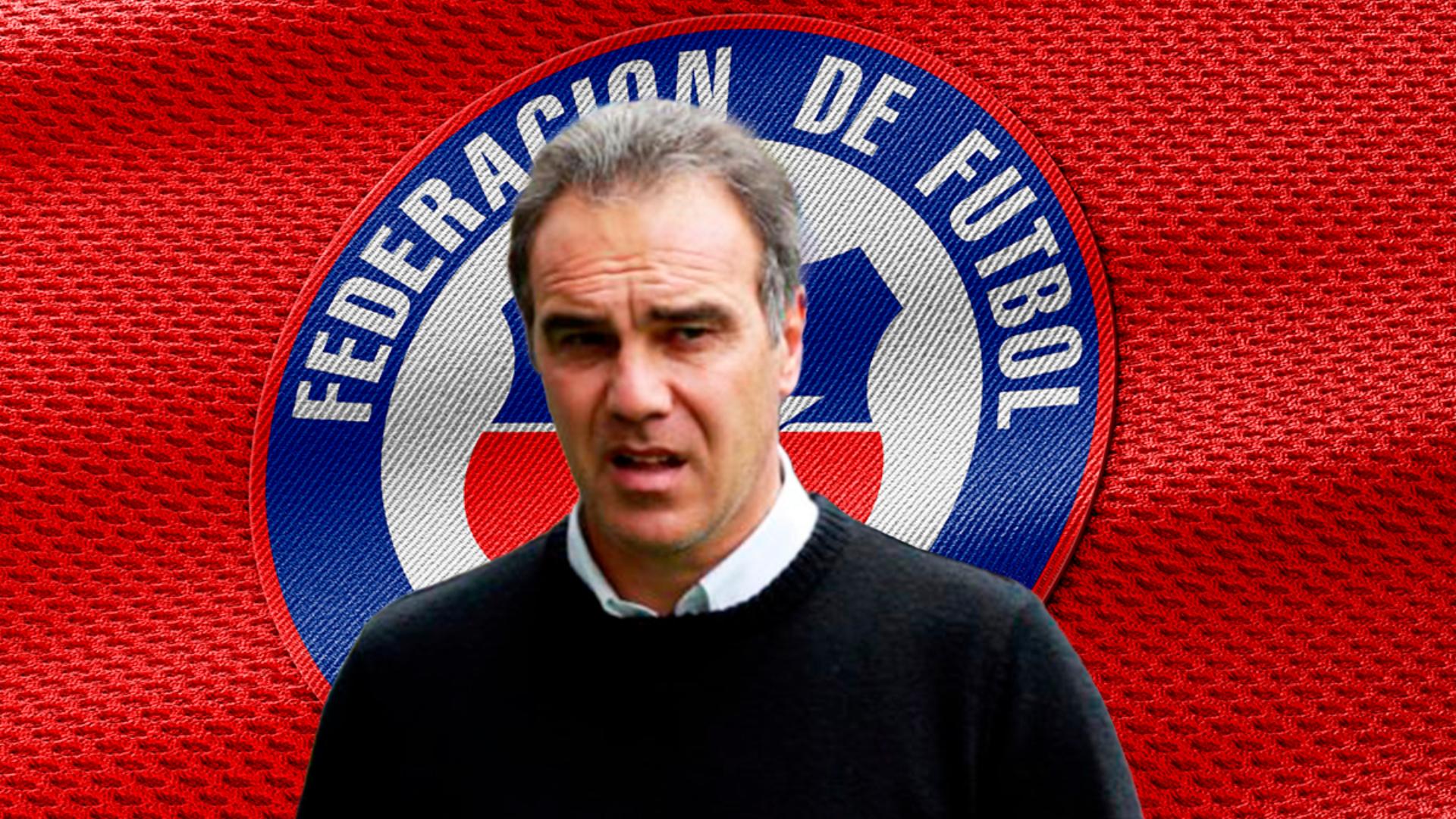Salió humo blanco: Martín Lasarte fue oficializado como nuevo DT de La Roja  | Goal.com