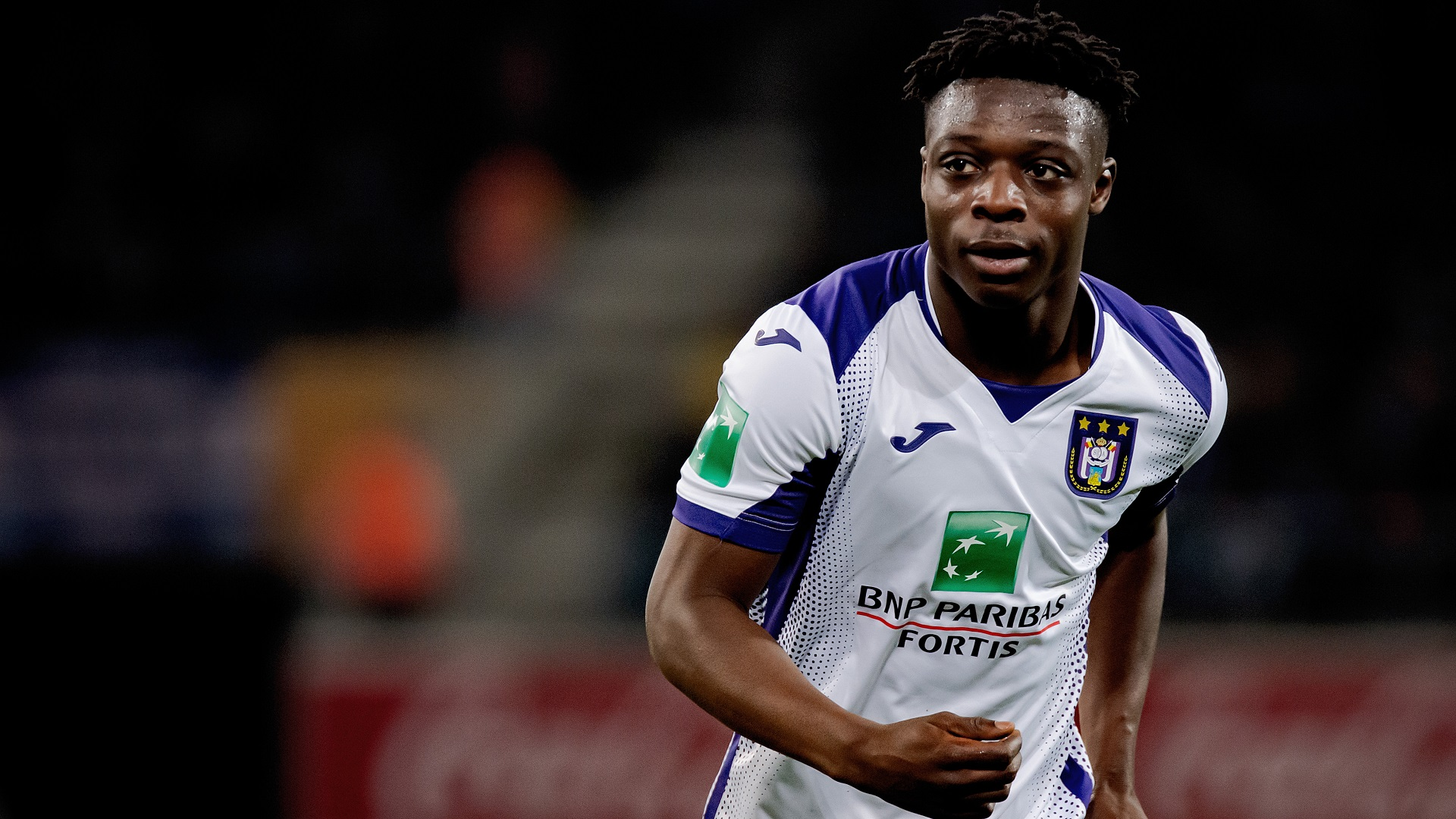 Jeremy Doku: Ghana's hopes for Anderlecht prodigy dashed by Belgium