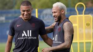 Neymar & Kylian Mbappe PSG