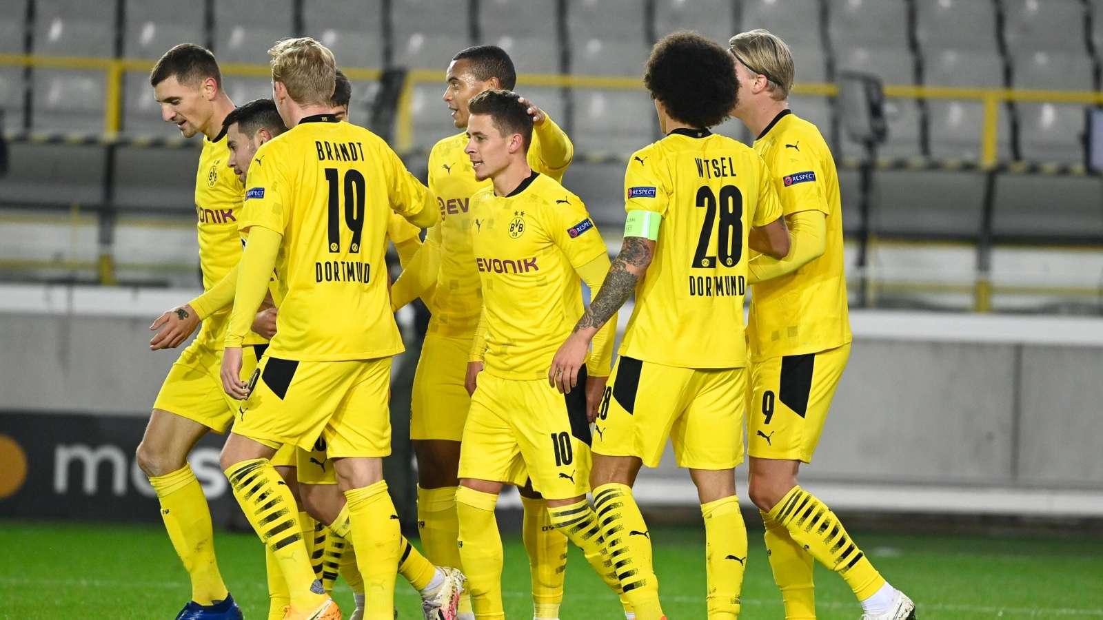 Champions League Dortmund übertragung