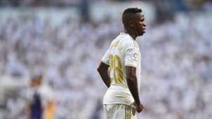 Vinicius Junior Real Madrid LaLiga 2019