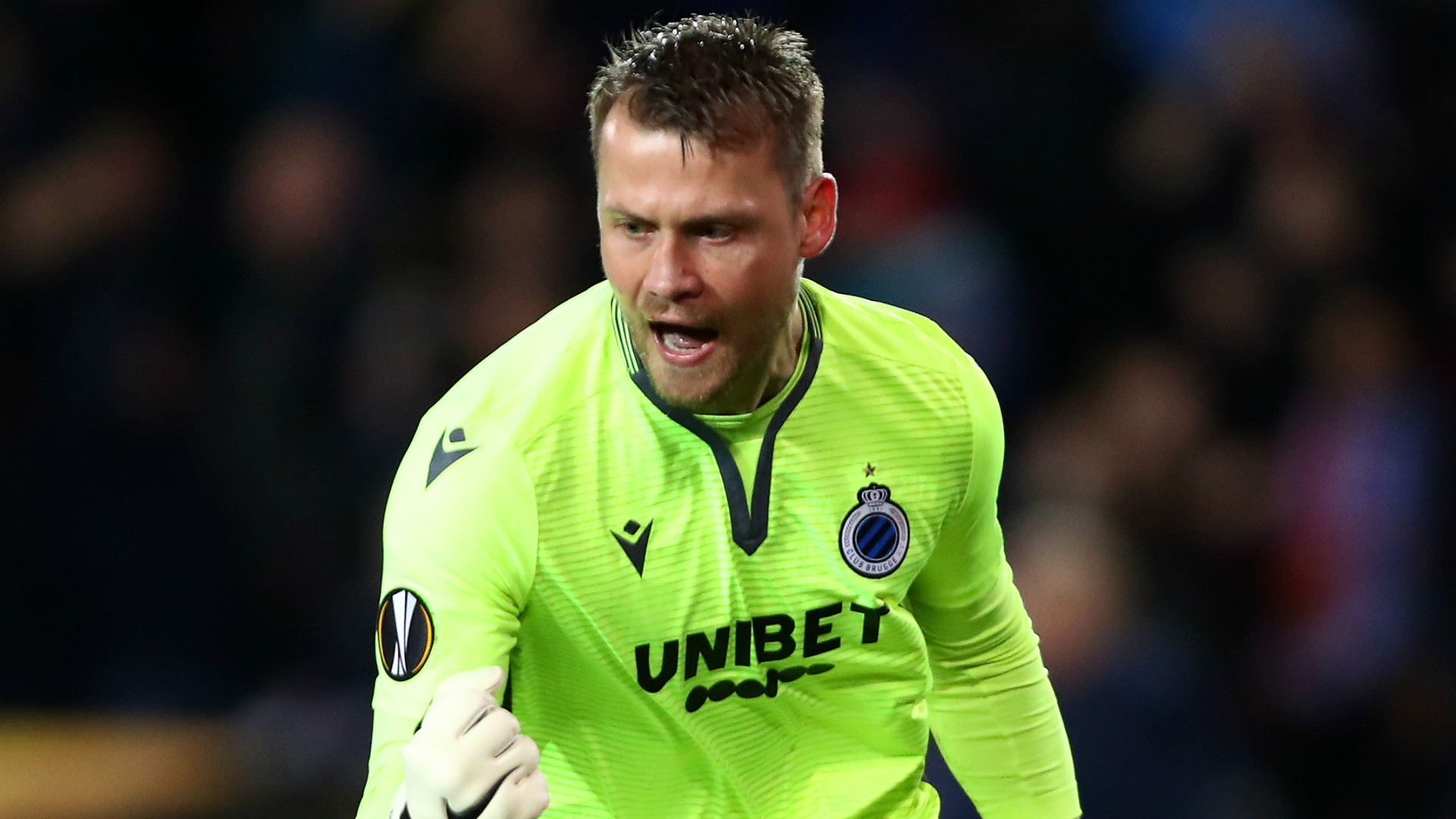 Mignolet Says Club Brugge Players Found Out About Title Win Through Text Message Goal Com