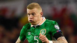 James McClean Republic of Ireland
