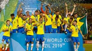 Brazil U17 World Cup 2019