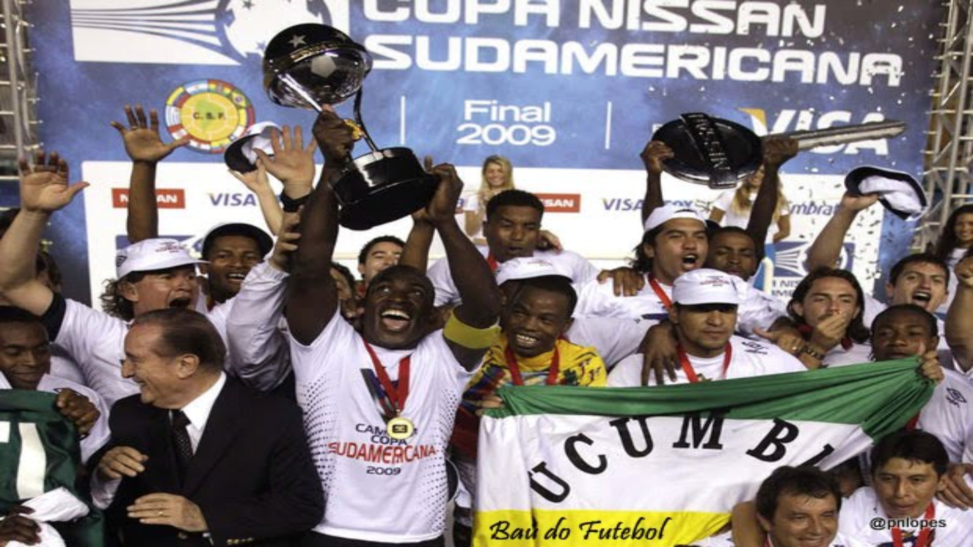 Fluminense LDU 2009