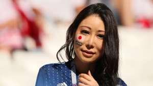 美女サポワールドカップ_日本vsポーランド_日本3