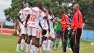 Ulinzi Stars v Thika United.