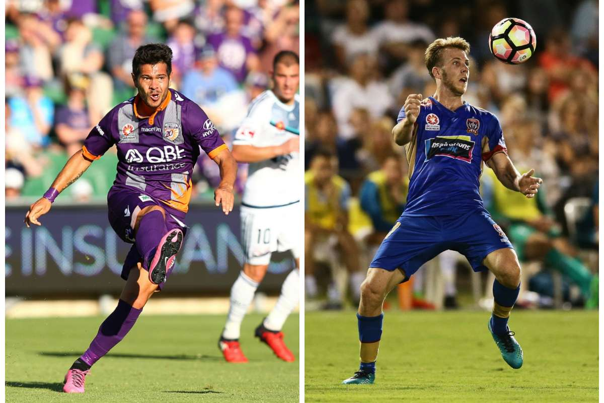 Newcastle jets vs perth glory betting preview goal binary options magnet pro software