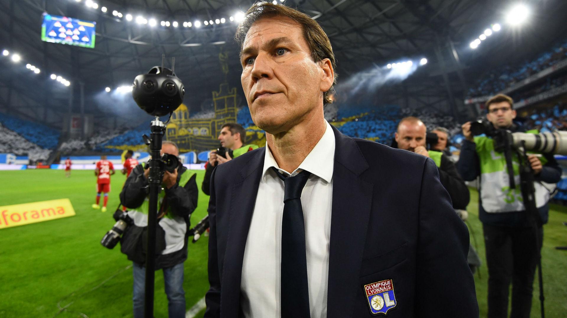 OL - Le classement, les critiques, Jean-Michel Aulas... Rudi Garcia se livre