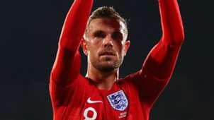 Jordan Henderson England 2019