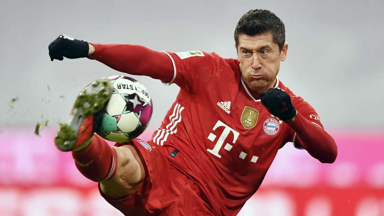 Robert Lewandowski, Bayern Munich
