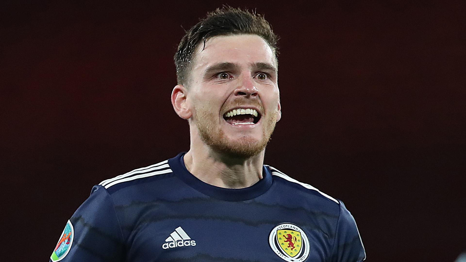 Robertson a rarity in having 'fond memories' of 2020 as Liverpool & Scotland prosper
