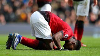 Paul Pogba Fulham vs Man Utd Premier League 2018-19
