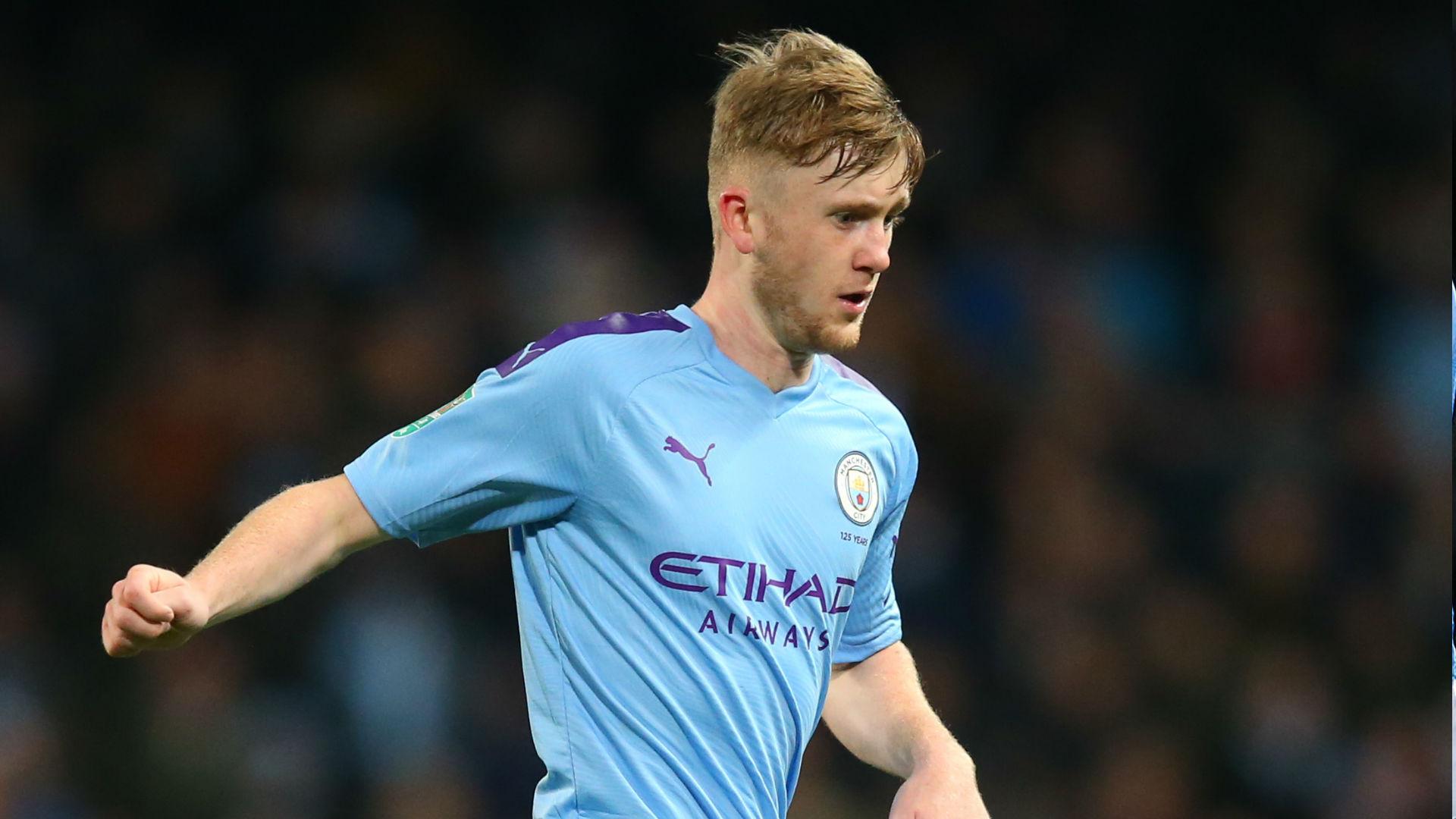 Tommy Doyle Manchester City 2019
