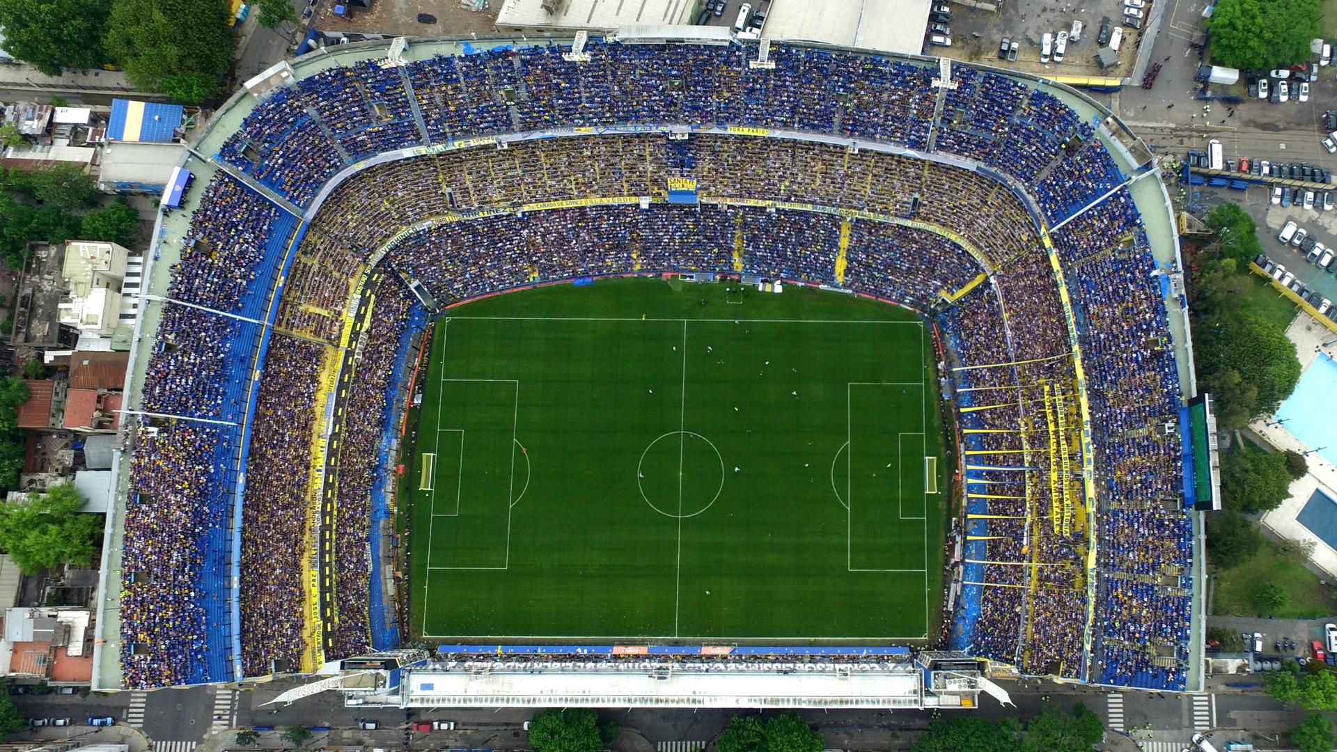 Estadio La Bombonera Boca Juniors River Plate Copa Libertadores 11112018