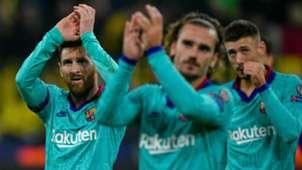 Messi, Griezmann Barcelona Dortmund 17 09 2019