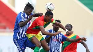 Guinea vs Liberia - Wafu Cup of Nations