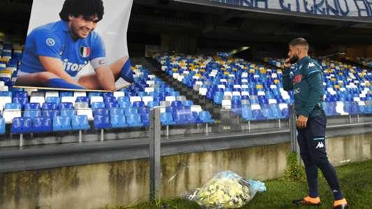 Dapena reveals death threats after refusing to stand for Maradona minute's silence | Goal.com