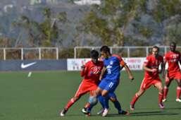 Sunil Chhetri Aizawl FC Bengaluru FC