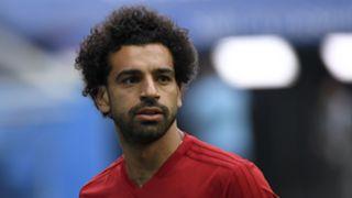 Mohamed Salah Egypt World Cup 2018