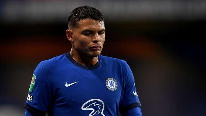 Thiago Silva Chelsea 2020-21