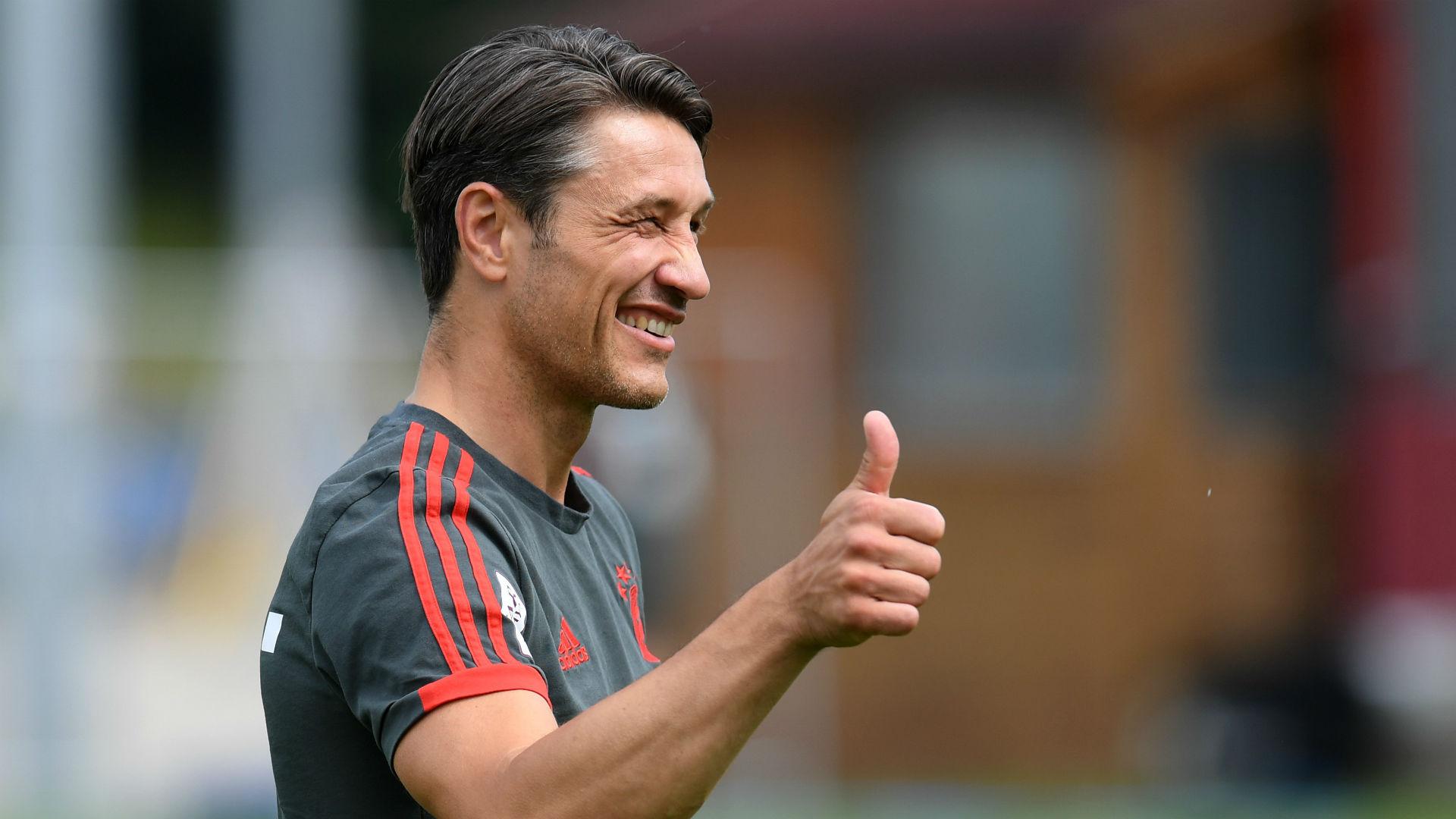 Niko Kovac Bayern Munich
