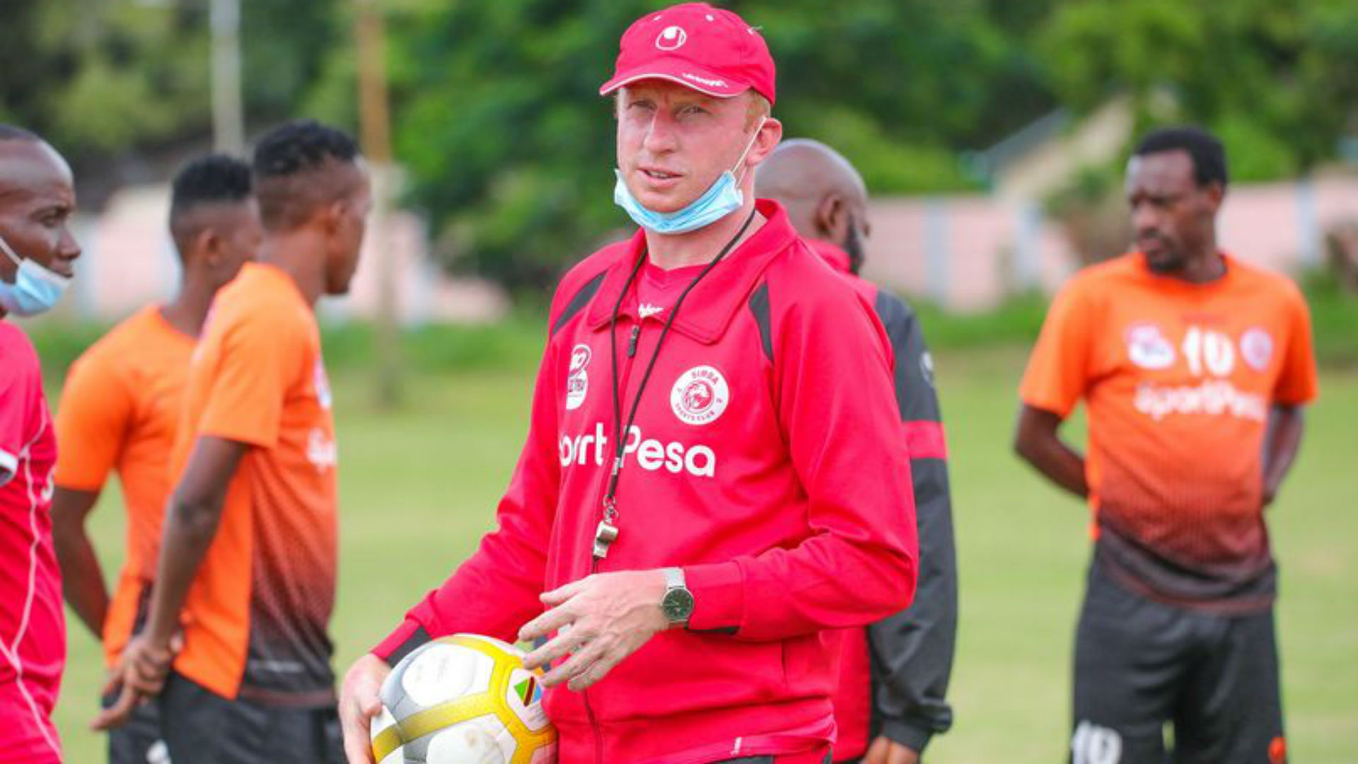 Caf Champions League: Simba SC need to be cautious against FC Platinum – Vandenbroeck