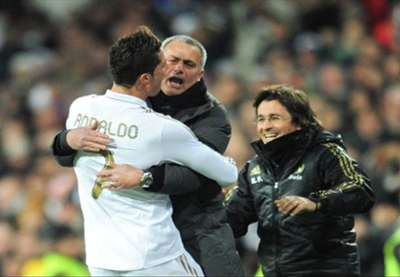 Ronaldo Mourinho Real Madrid Levante