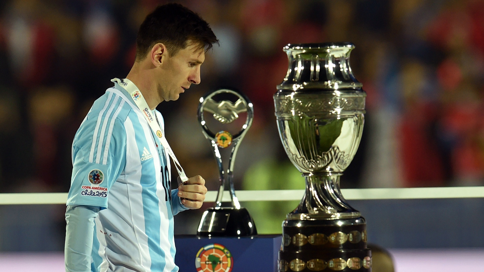 'Outstanding at Barcelona, awful for Argentina' - What is Lionel Messi's track record in finals of knock-out competitions?