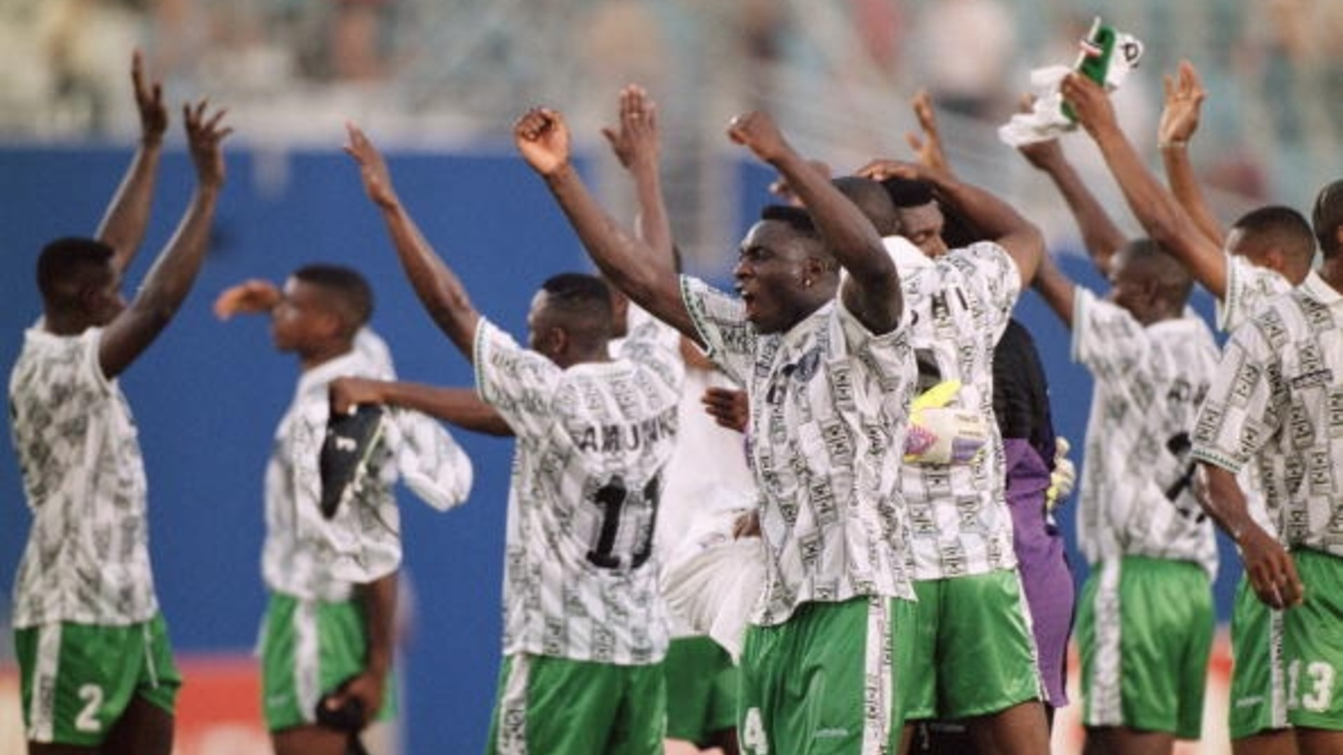 Nigeria had all the 'ingredients' to win the 1994 World Cup – Oliseh