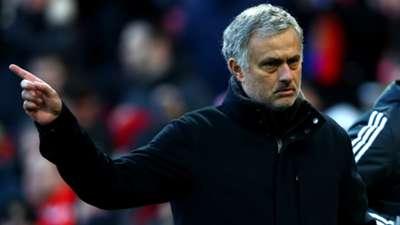 Mourinho Manchester United 25022018