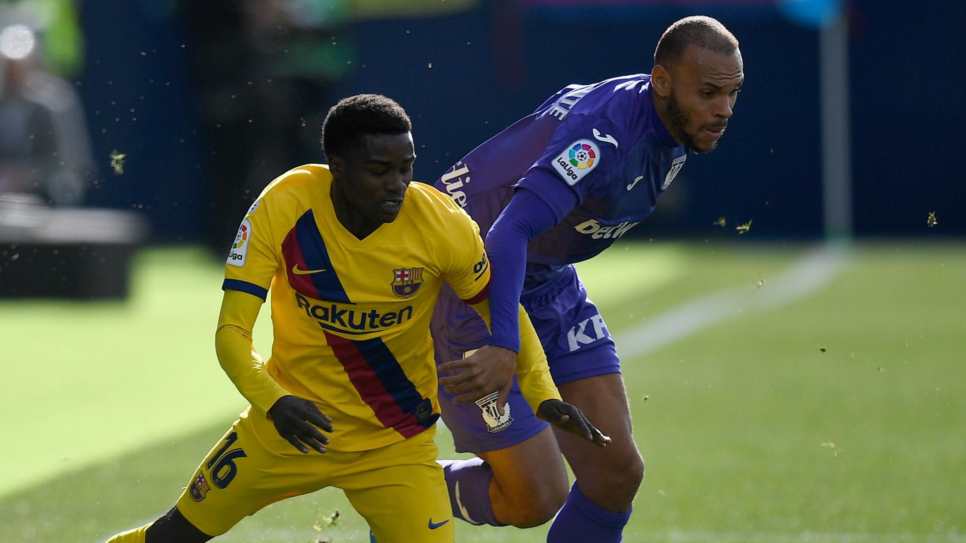 Moussa Wague - Barcelona