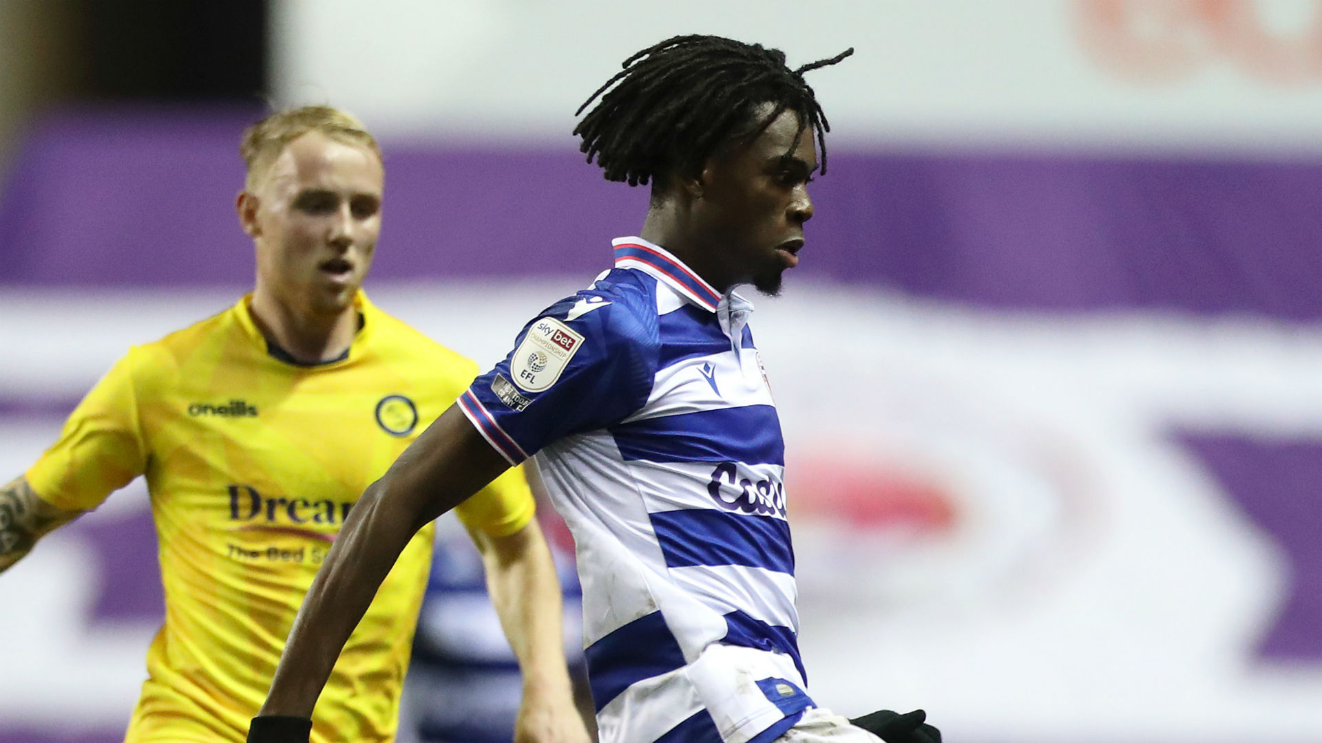 Ejaria and Meite score to help Reading return to winning ways against Bristol City