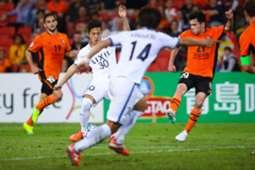 Brisbane Roar vs Kashima Antlers