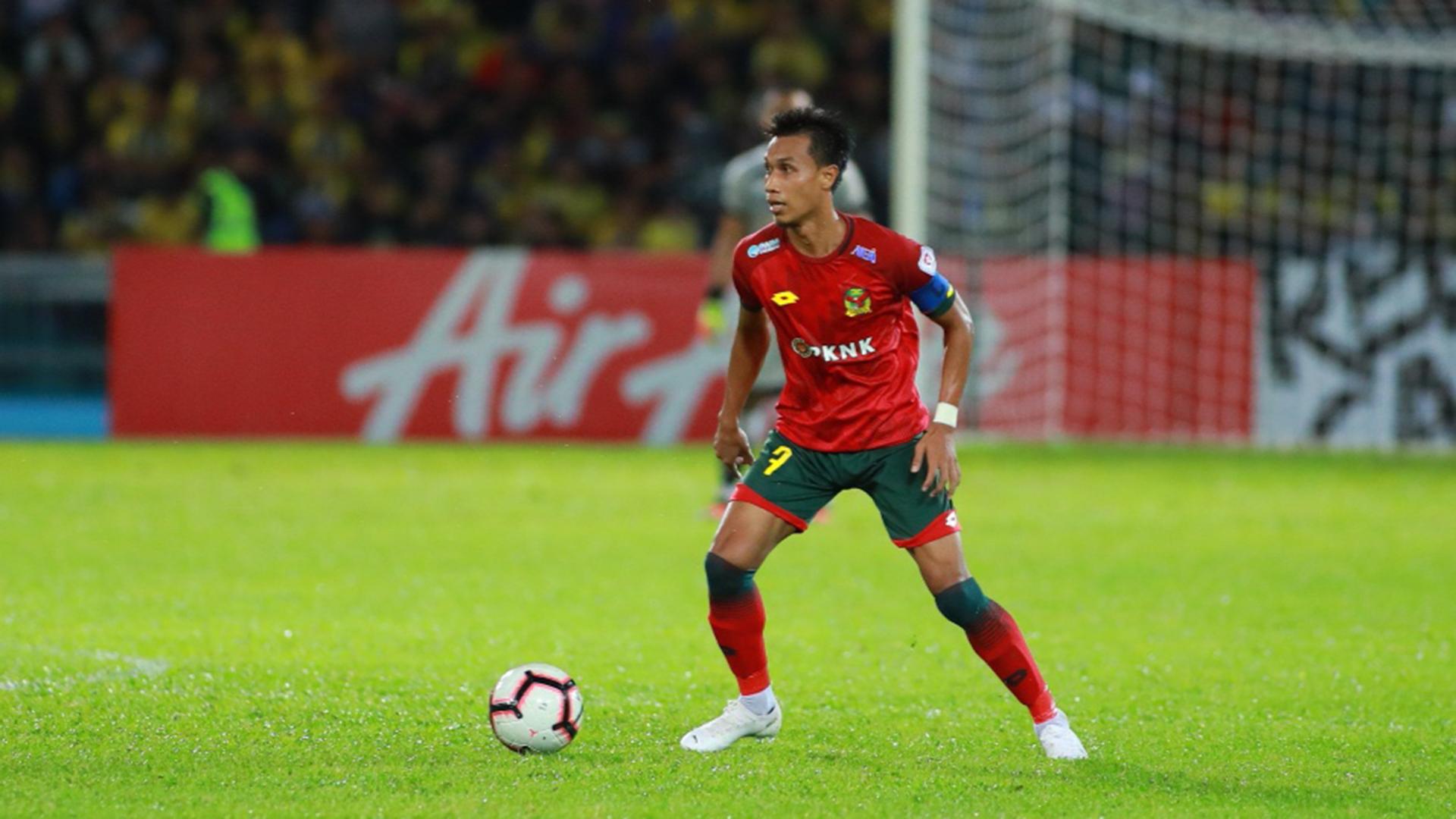 Baddrol Bakhtiar, Pahang v Kedah, Malaysia Cup, 26 Oct 2019