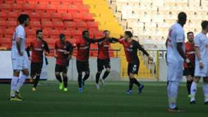 Sivasspor player sad vs Gaziantep