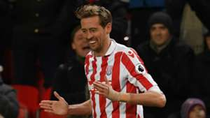 Peter Crouch Stoke City 2017