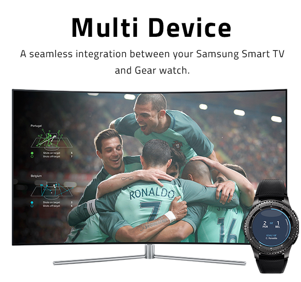 Samsung multi