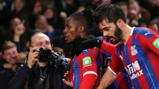 Wilfried Zaha Crystal Palace 2019-20