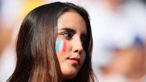 美女サポワールドカップ_デンマークvsフランス_フランス2