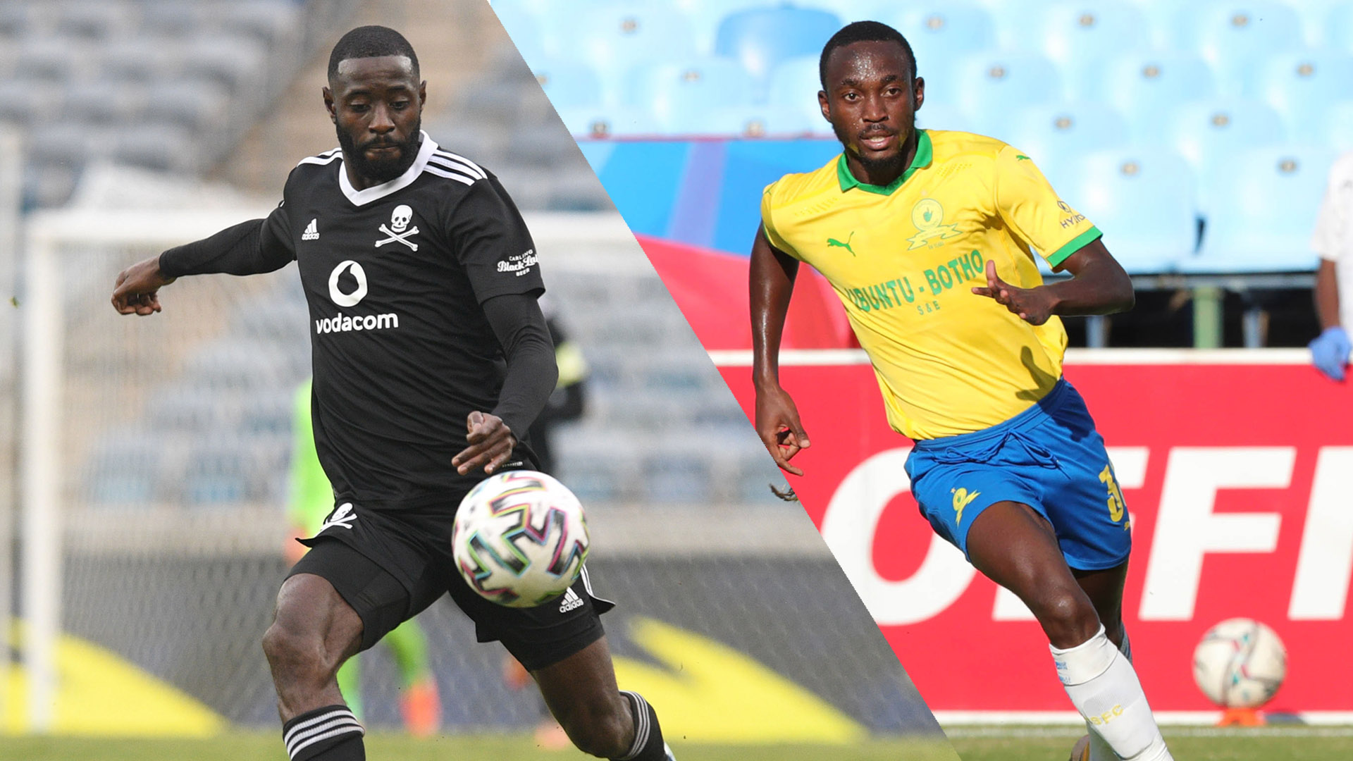 Mamelodi Sundowns trio and Orlando Pirates star Hotto scoop PSL monthly accolades