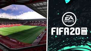 FIFA 20 stadiums